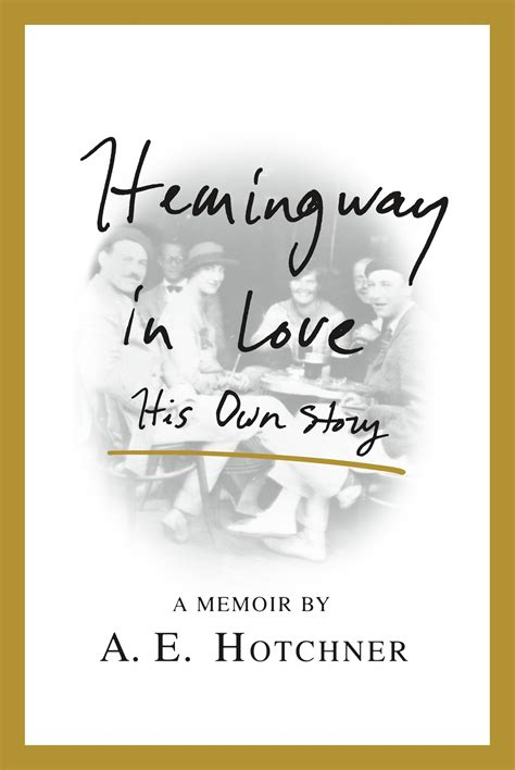 yin master class a memoir books hemingway in his own story a memoir book 2015
