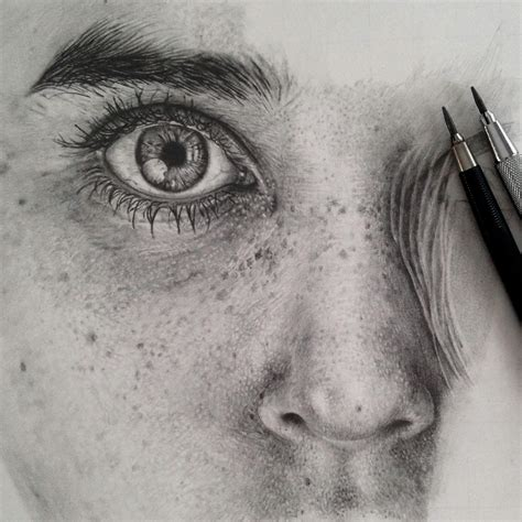 Drawing Realistic by Stunning Photo Realistic Graphite Drawings By