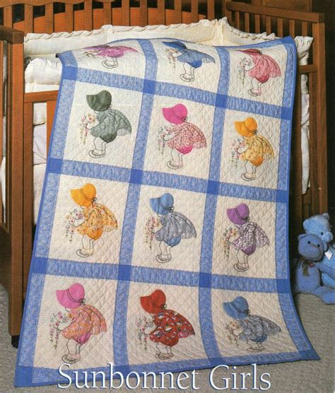 Sun Quilt Pattern by 1000 Images About Quilts Sun Bonnet Sue On