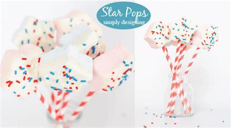 marshmello stars star marshmallow pops