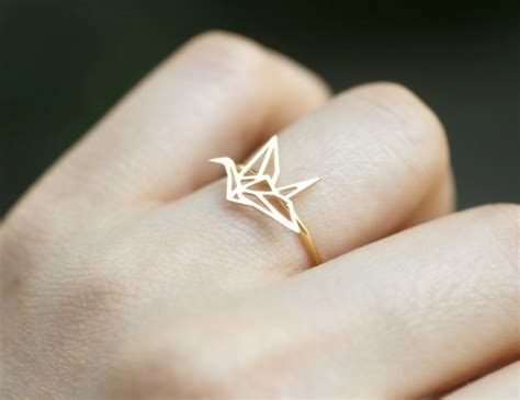Ring Origami - 21 of the coolest most creative rings