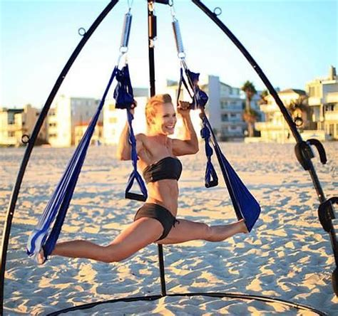 best yoga swing 17 best images about yoga trapeze on pinterest yoga