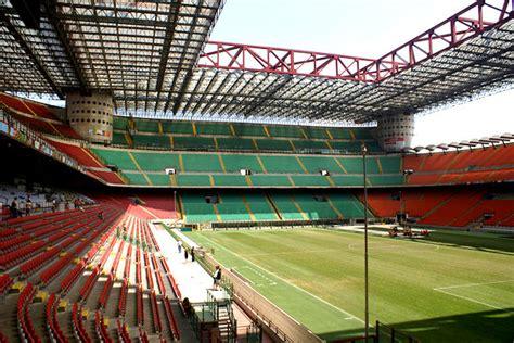 san siro interno qual 232 lo stadio pi 249 grande d italia
