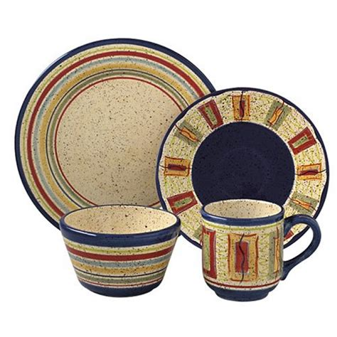 southwestern dinnerware
