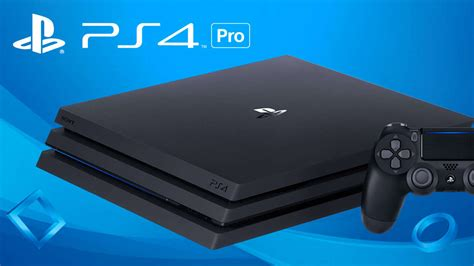 play station 4 console new ps4 pro heralds launch of the quot world s most