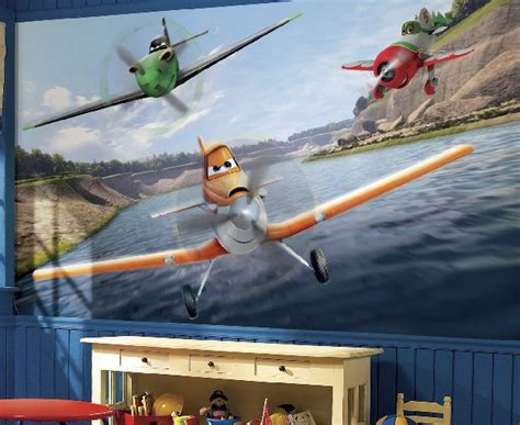 disney planes wall mural wall murals for boys rooms wall sticker outlet