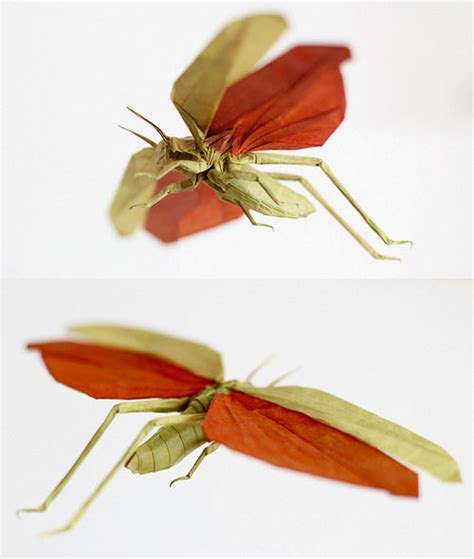 Realistic Origami - realistic animal origami from sipho mabona design swan