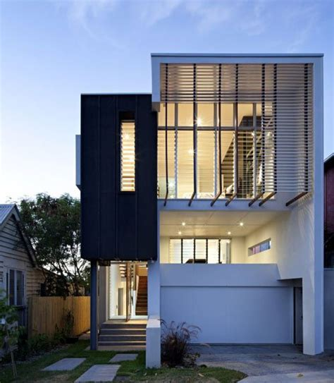 Small House Architecture Awards Peque 241 A Y Moderna Casa En Australia