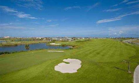 moody gardens golf course in galveston