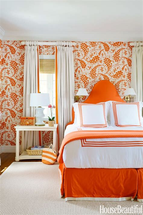 orange and white bedroom 25 best ideas about orange bedroom decor on pinterest