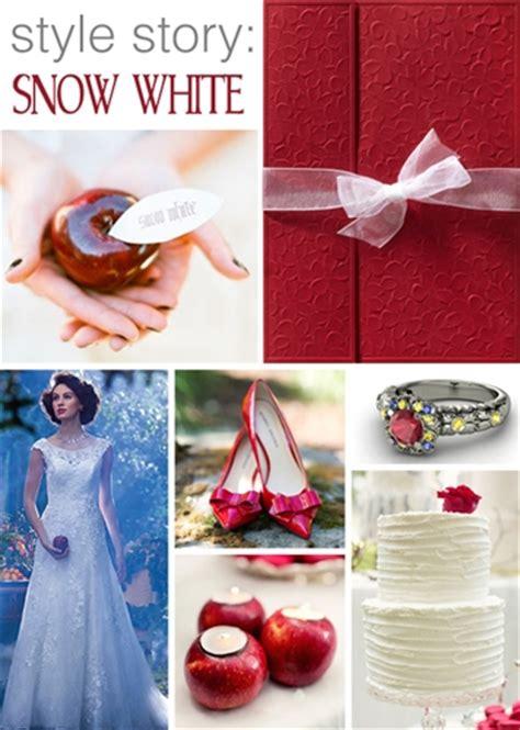 themes snow white story disney fairy tale wedding series snow white
