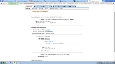 membuat pembayaran paypal di web cara daftar dan mendapatkan dollar dari adf ly http