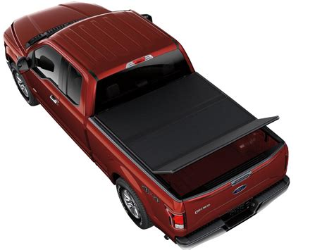 folding bed cover tonneau cover hard folding by advantage 5 5 bed the