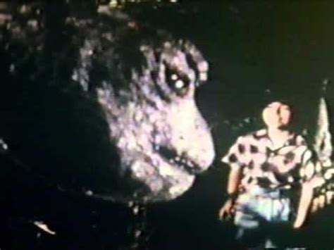 film dinosaurus you tube dinosaurus 1960 julio meets brontosaurus youtube