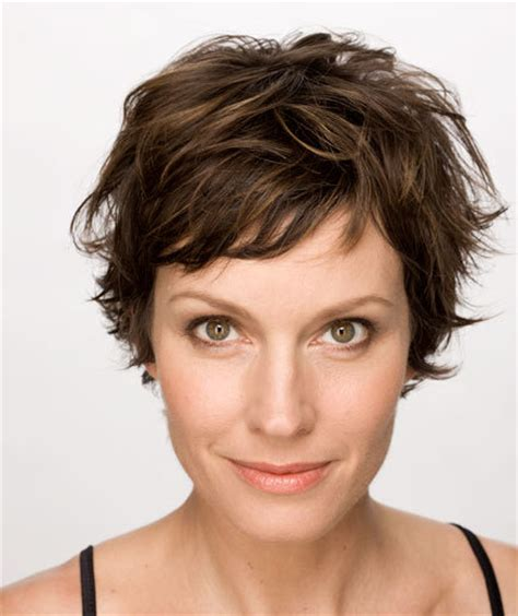 tousled short hair real people tousled pixie cut plus product recommendations real simple