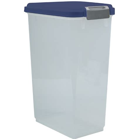 food storage containers airtight airtight plastic storage container 23 quart in pet food