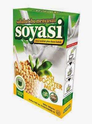 Soyasi Kedelai Daun Katuk Booster Asi soyasi asi booster milk green milk herbalkids ibuhamil