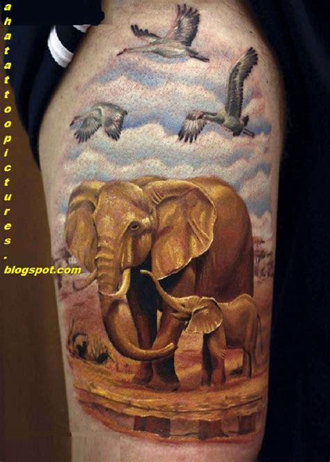 wildlife tattoos designs wildlife fresh ideas