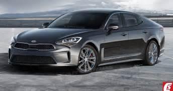 future cars kia s 2018 gt rwd sports sedan could bring