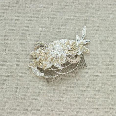 Vintage Wedding Hair Pieces by Wedding Hair Comb Bridal Hair Comb Rustic Vintage
