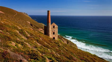 Lighthouse in Cornwall sfondi gratuiti per Desktop 1920x1080 Full HD, Lighthouse HD 1080 Lighting