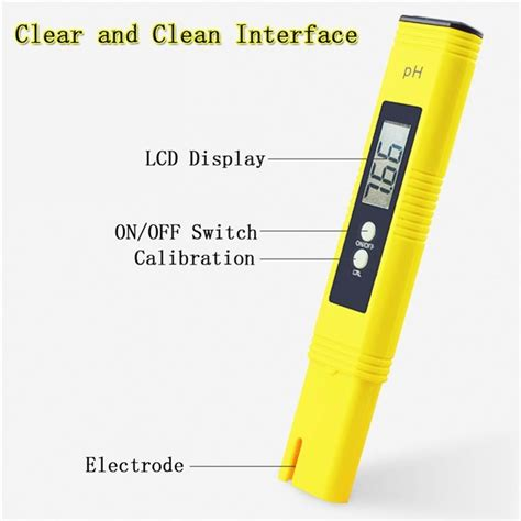 Tds Meter Lazada new ph meter tds ec lcd water purity ppm filter hydroponic