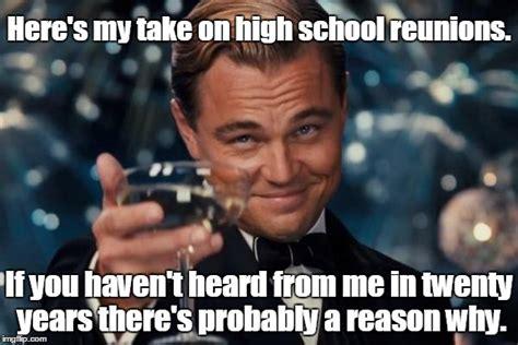 High School Reunion Meme - high school reunion meme www pixshark com images