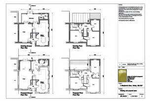 architectural design drawings modern house