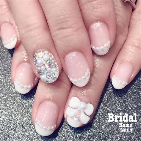 best manicure looks over 60 60 best wedding nail art design ideas for romantic look