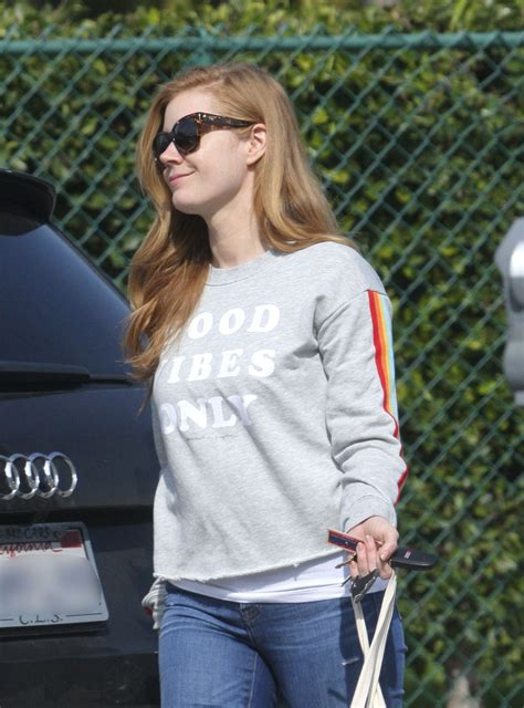 amy adams booty  jeans shopping  los angeles