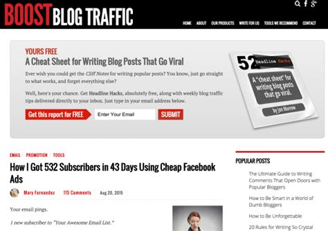 7 Best Blogs by 7 Of The Best Blogs For Learning Copywriting Psd To