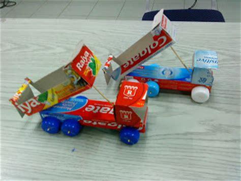 membuat robot menggunakan kotak membuat robot menggunakan bahan kitar semula tekonolgi