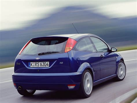 ford focus rs mk hot hatch