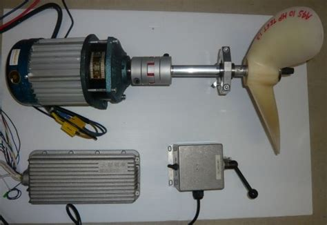 small boat electric motor 2 kw 4 hp high torque electric inboard motor click
