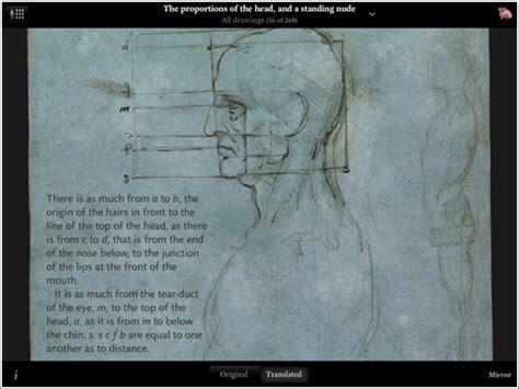 leer libro de texto leonardo en linea libro interactivo 171 leonardo da vinci anatomy 187 con decenas de ilustraciones y notas de leonardo