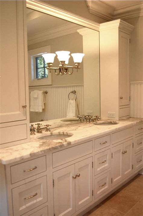 bathroom vanity ideas this custom vanity has has two 15
