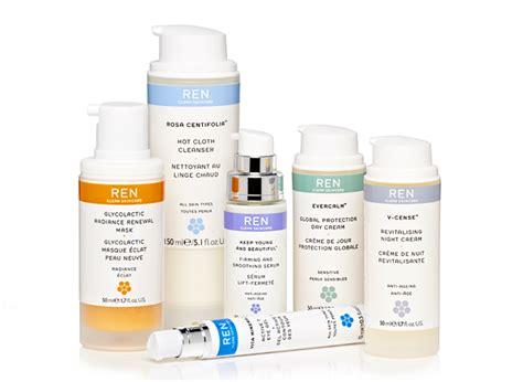 Best Shower Bath a guide to ren skincare escentual s beauty buzz
