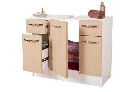 Badezimmer Unterschrank Birke by Waschbeckenunterschrank Badezimmer Unterschrank Wei 223 Birke