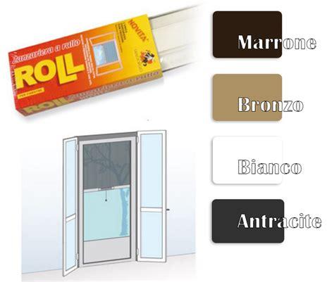 zanzariere porta finestra zanzariera roll a rullo con frizione per porta finestra