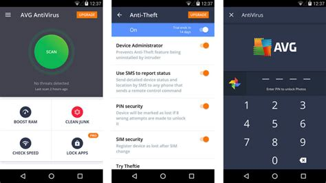 avg antivirus for android 15 best antivirus android apps and anti malware android apps android authority