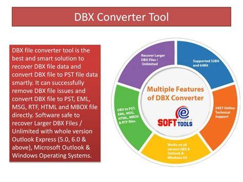 Dbx Tool ppt dbx converter tool powerpoint presentation id 7317997