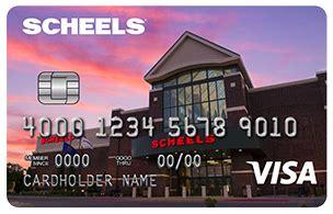 Scheels Gift Cards - scheels rewards platinum edition visa card