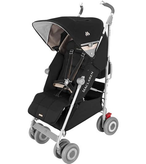 Stroller Maclaren Techno Xlr T1310 maclaren techno xlr stroller black chagne