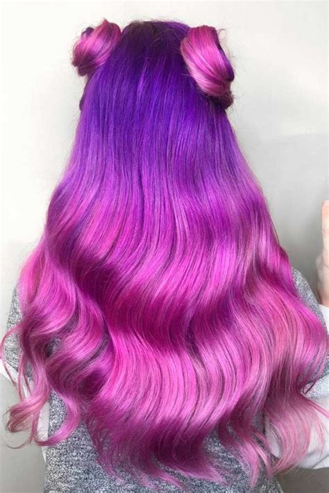 Purple Hairstyles by Best 25 Blue Hairstyles Ideas On Hair Goals
