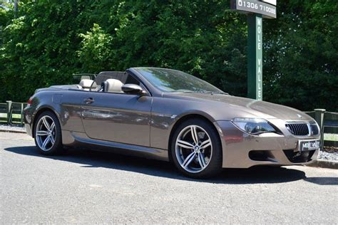 how petrol cars work 2007 bmw m6 free book repair manuals used 2007 bmw m6 v10 full bmw history for sale in surrey pistonheads