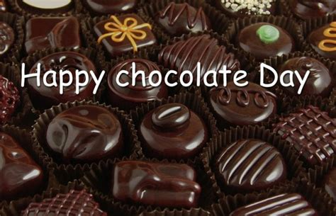 day chocolates chocolate day 2018 quotes sayings and images