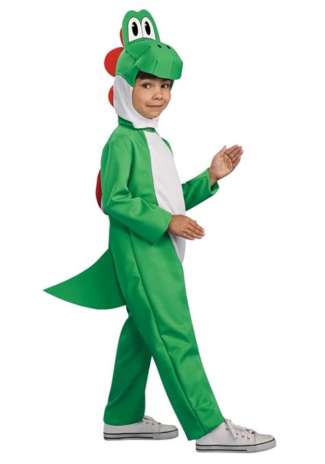 yoshi costume child deluxe yoshi costume