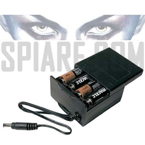 porta batterie stilo pacco porta batterie per stilo a 12 volt