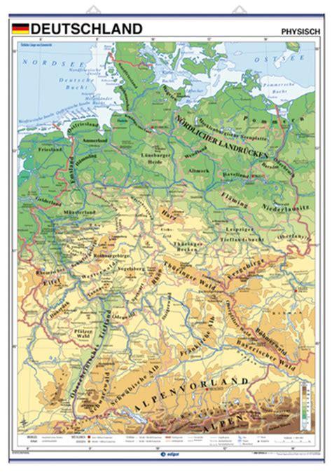 gebirgskarte deutschland mollenkopf lehrershop deutschland karte
