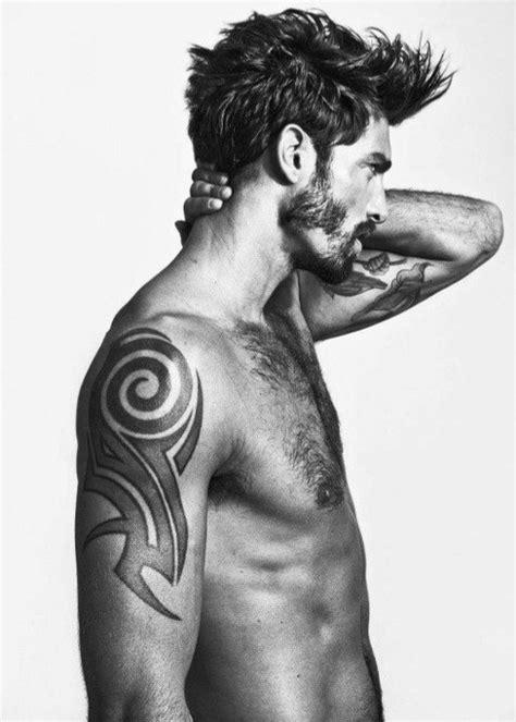 tattoo shoulder hair shoulder tattoos for men tattoolot